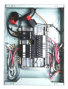 eyedro sensors in electrical panel
