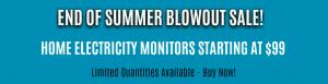 Eyedro end of summer sale