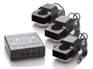 Eyedro 3 phase EYEFI-3 electricity monitor with WiFi connectivity.