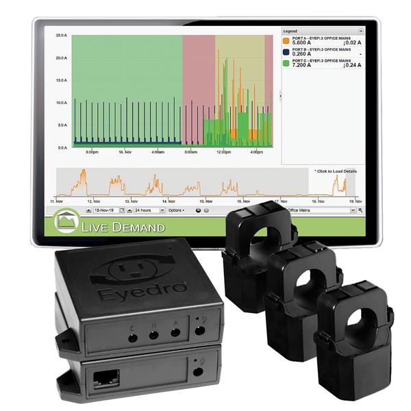 EWBEM1-LV Wireless Mesh Business Energy Monitor