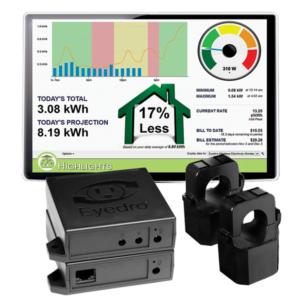 Eyedro home energy monitor EHWEM1-LV
