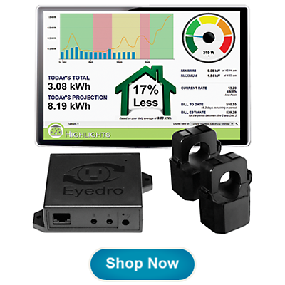 Eyedro Energy Monitor EHEM1-LV