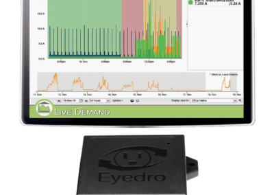 EBEM1-SUB-LV Eyedro Business Wired Electricity Monitor (sensors sold separately)